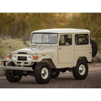 LAND CRUISER HJ41/45/47 FJ40/43/45 (1980-86)